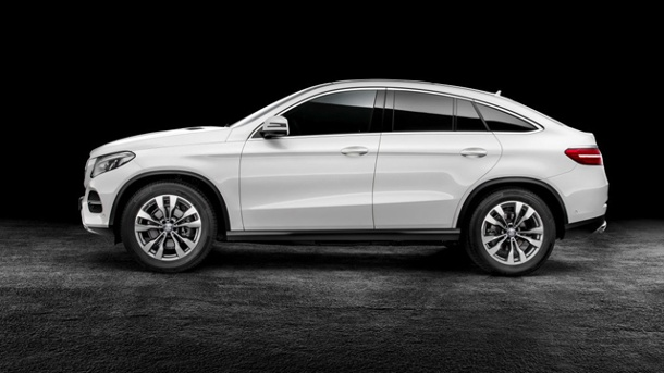 Mercedes Benz Gle Coup 233 Bmw X6 Bekommt Suv Konkurrenz
