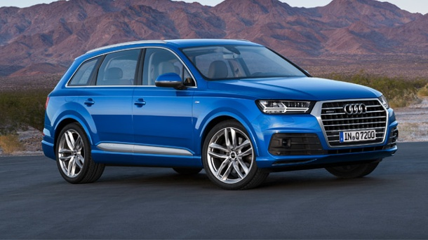 audi q7 preise f r neuen suv beginnen bei euro. Black Bedroom Furniture Sets. Home Design Ideas