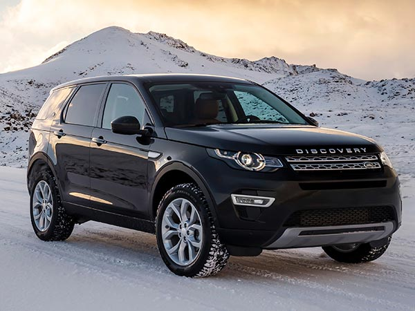 Land Rover Discovery Sport (Quelle: automedienportal/Hersteller)