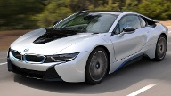 BMW i8 (Quelle: press-inform/Hersteller)