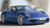 Porsche 911 Targa (Quelle: press-inform/Hersteller)