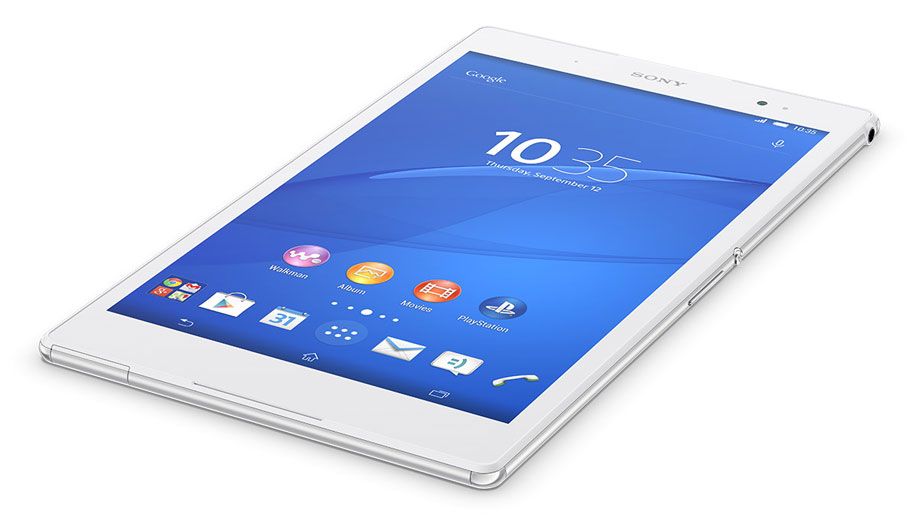 Sony Xperia Z3 Tablet Compact (Quelle: Hersteller)