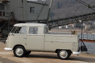 "VW-Bus Doka ""Sir Adam"" (Quelle: Automedienportal/Gerhard Prien)"