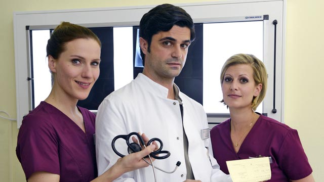 Zdf zeigt neue serie bettys diagnose for Bettys diagnose