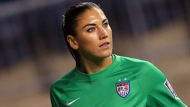 US-Verband suspendiert Hope Solo: Was geschah im Trainingslager?. Hope Solo  (Quelle: imago/Icon SMI)