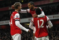 8. Platz: FC Arsenal London (359,3 Millionen Euro) (Quelle: imago images/Xinhua)