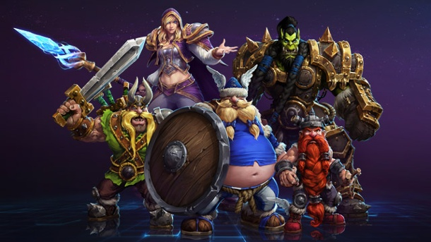 . Heroes of the Storm (Quelle: Blizzard)
