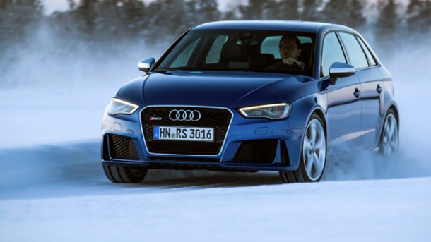Audi RS3 Sportback - der kompakte Kraftmeier. Audi RS3 (Quelle: Press-Inform)