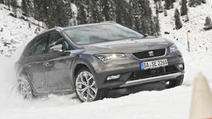 Seat Leon X-PERIENCE im Test (Screenshot: UnitedPictures.TV)