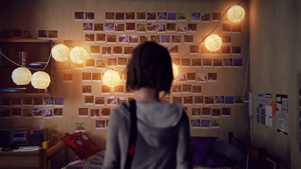 Life is Strange: Ein Teenager lernt das Leben kennen. Life is Strange - Episode 1: Chrysalis Adventure von Dontnod Entertainment für PC, PS3, PS4, Xbox 360 und Xbox One (Quelle: Square Enix)