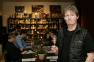 Chris Pepper - Whisky-Koch in Darmstadt. (Quelle: Matthias Wahl - t-online.de)