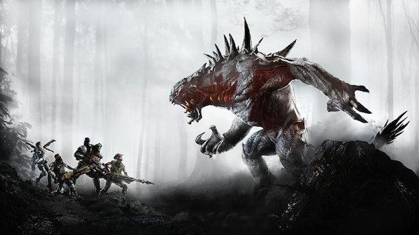 "Evolve: Turtle Rock bringt ""Hunting Season 2"" an den Start. Evolve Taktik-Koop-Shooter für PC, Xbox One und PS4 von Turtle Rock Studios (Quelle: 2K Games)"
