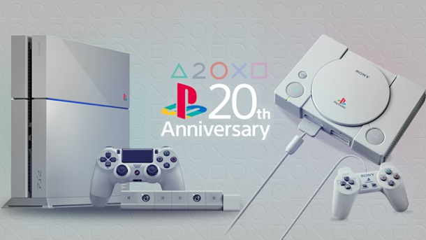 . Playstation 4 20th Anniversary Edition (Quelle: Sony)