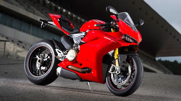 Ducati 1299 Panigale: Dieses Italo-Superbike will an die Spitze. Ducati 1299 Panigale  (Quelle: Hersteller)