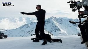 Making-of vom neuen James Bond heizt ein. (Screenshot: Bit Projects)
