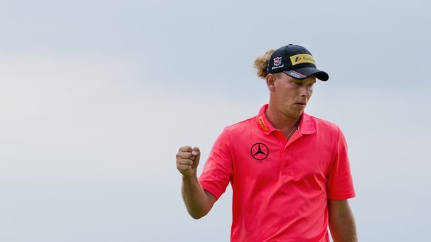 Golf: Siem bei Golfturnier in Pebble Beach Zehnter. Marcel Siem spielte in Pebble Beach eine starke 63er Runde.