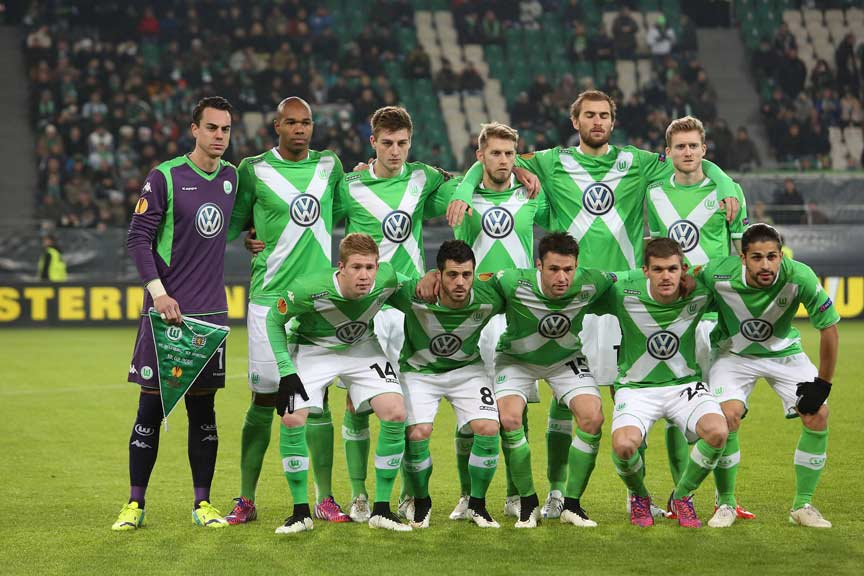 vfl wolfsburg europa league