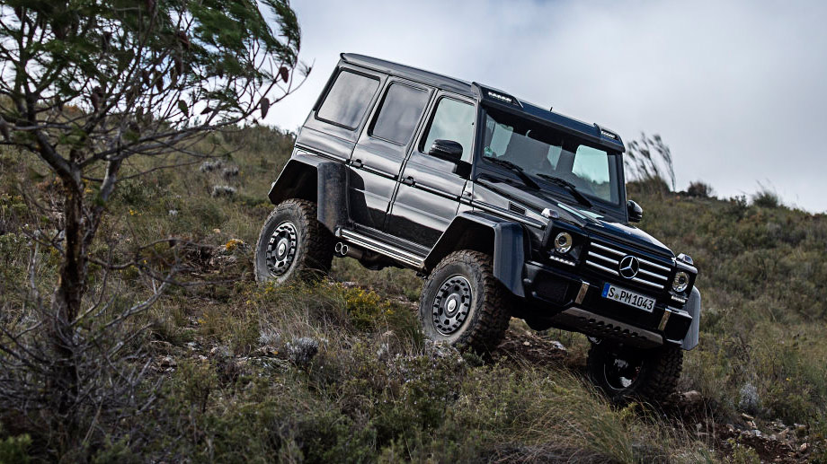 mercedes g 500 4x4 3. Black Bedroom Furniture Sets. Home Design Ideas