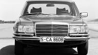 Mercedes 450 SEL (Quelle: Hersteller/press-inform)