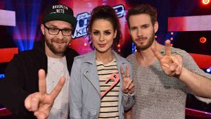 Die Coaches von 'The Voice Kids'