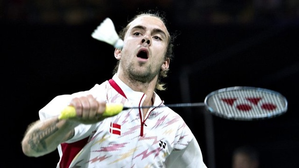 Badminton - German Open: Jörgensen und Sung siegen. Jan O.