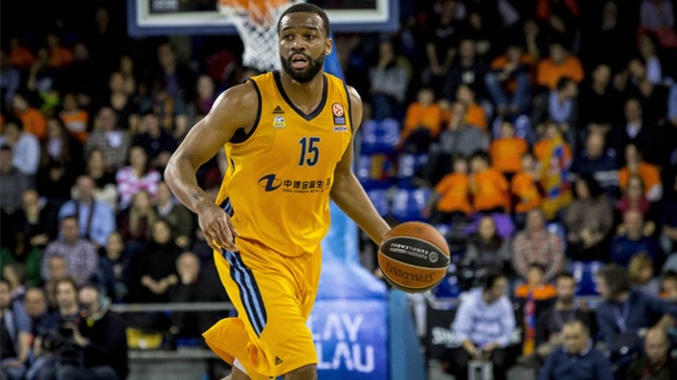 ALBA Berlin wahrt in der Euroleague Chance aufs Viertelfinale. Reggie Redding erzielt 27 Punkte gegen Zalgiris Kaunas. (Quelle: imago/ZUMA Press)