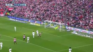 Real Madrid verliert gegen Athletic Bilbao (Screenshot: laola1.tv)