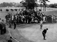 Bobby Jones und Horton Smith (Quelle: imago/ZUMA Press)
