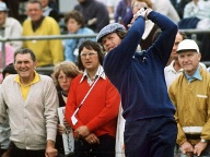 Tom Watson (Quelle: imago images/Colorsport)