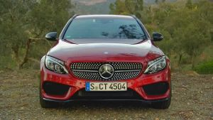 Mercedes C-Klasse Topmodelle – C63 AMG & C450 AMG. (Screenshot: car-news.tv)