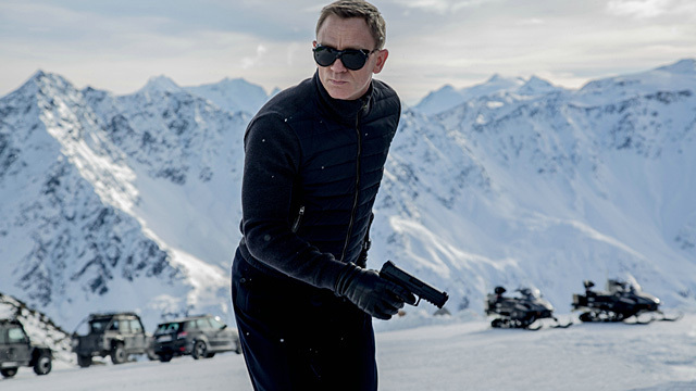 "Trailer zum neuen James Bond ""Spectre"". (Quelle: Sony Pictures)"
