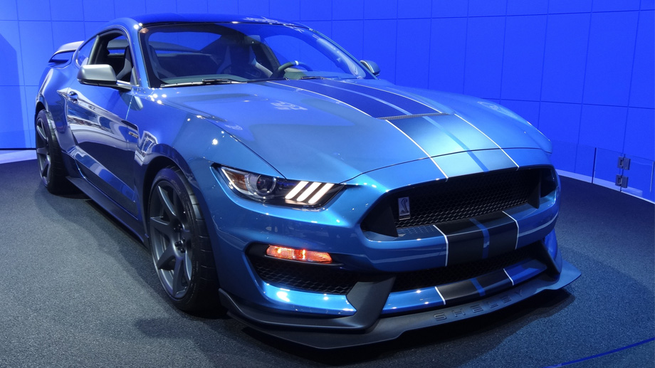 Ford Shelby GT350-R: 5,2-Liter-V8-Motor mit 500 PS. | 20