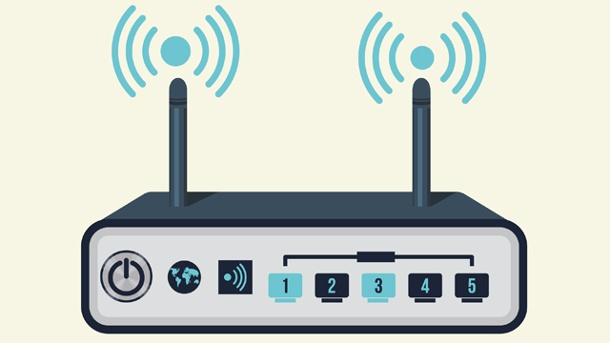 WLAN: SSID sichtbar machen. WLAN. (Quelle: Thinkstock by Getty-Images)
