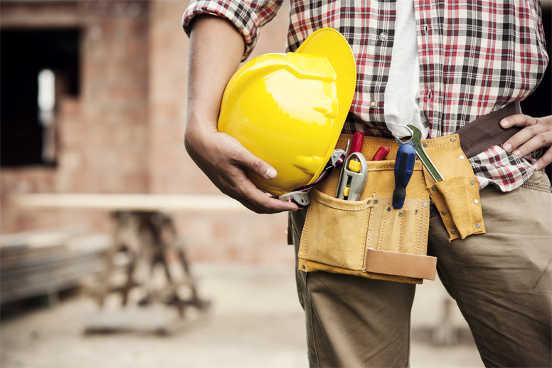 Platz 20: Handwerker (Quelle: Thinkstock by Getty-Images)