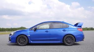 Subaru WRX STI: Rennwagen mit Straßenzulassung. (Screenshot: News2Do)