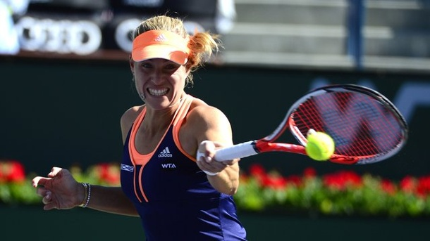 Angelique Kerber feiert in Charleston vierten Karriere-Turniersieg. Angelique Kerber gewann das Turnier in Charleston.