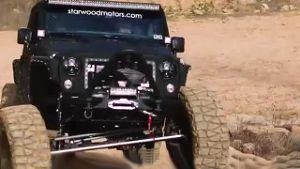 Aufgerüsteter Jeep Wrangler ist ein PS-Monster. (Screenshot: Bit Projects)