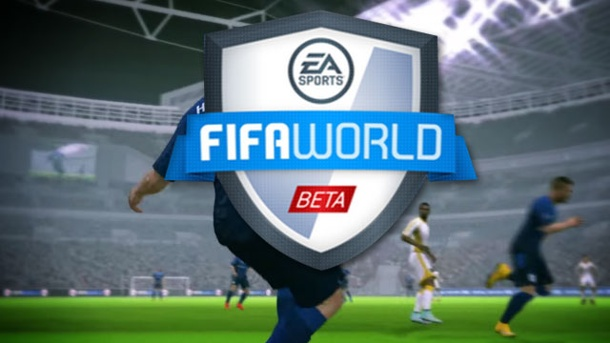 "EA Sports stellt ""Fifa World"" ein. Free-to-Play-Kick Fifa World für den PC (Quelle: EA Sports)"