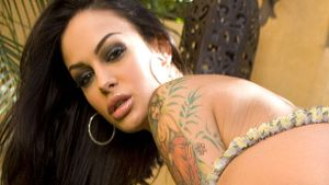Girl des Tages: Angelina Valentine (Foto: Penthouse)