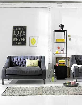 zweiersofa von car m bel 2. Black Bedroom Furniture Sets. Home Design Ideas