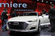 Audi Prologue Allroad (Quelle: press-inform)