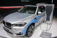 X5 xDrive40e von BMW (Quelle: press-inform)