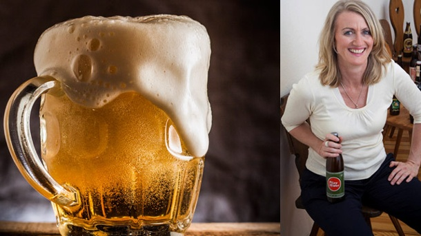 Bier: Welche Biere Frauen mögen. Sylvia Kopp ist Bier-Sommerlièr (Quelle: Thinkstock by Getty-Images/Sylvia Kopp)