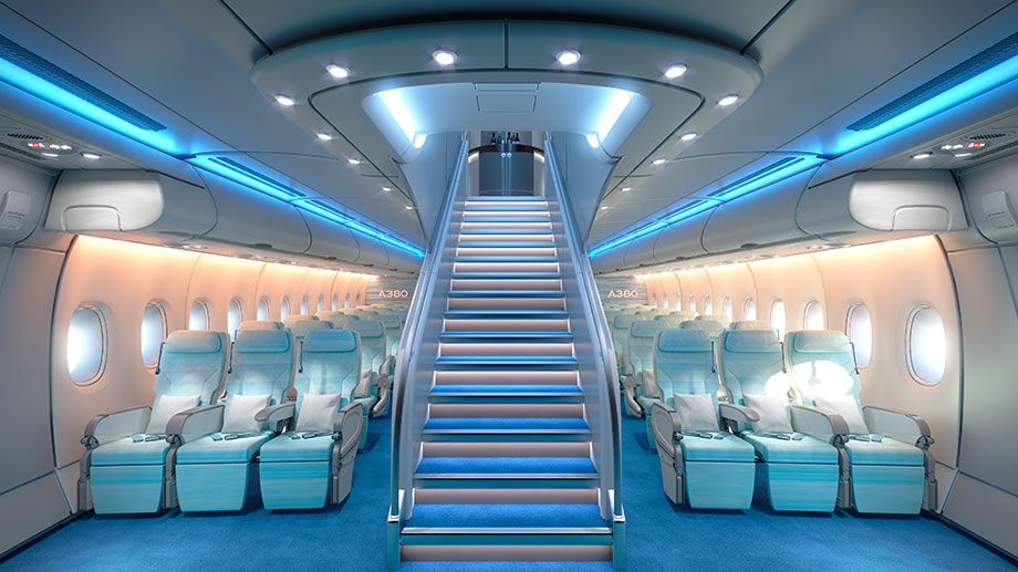 Awesome Photo Interieur A380 Images - Huis & Interieur Ideeën ...