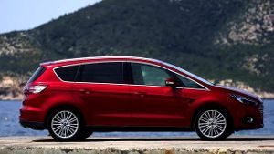 Fahrbericht: Der Ford S-Max in zweiter Generation. (Screenshot: news2do)