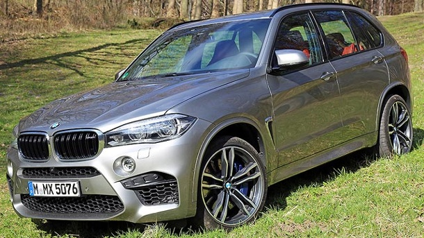 Bmw X5 M King Of The Road