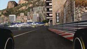 In Monaco geht es besnders eng zu. (Screenshot: news2use)
