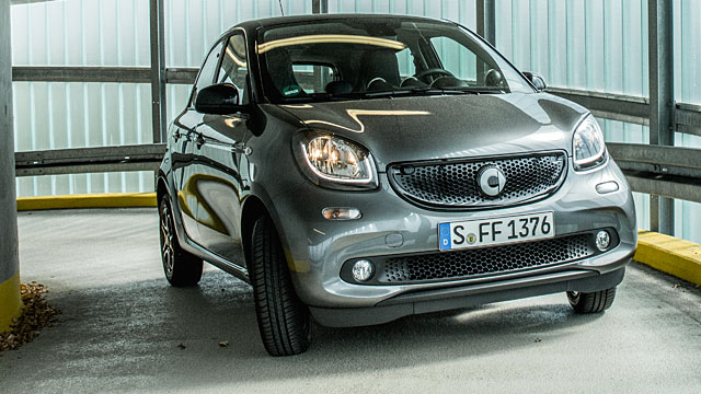 smart forfour autotest sch nling mit sch n durst. Black Bedroom Furniture Sets. Home Design Ideas