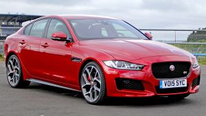 Jaguar XE im Test. (Screenshot: news2do)