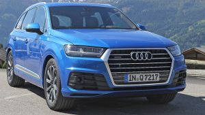 Der neue Audi Q7 im Test. (Screenshot: news2do.com)